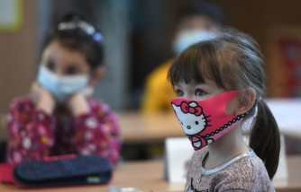 Is Face Mask Wearing Harmful to Children's Development? Experts Sound Off