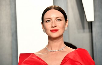 'Outlander' Star Caitriona Balfe Shocks Fans With First Baby Reveal