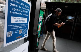 Mandatory Vaccination Coming for New York City School Workers