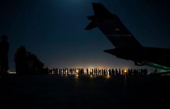 Afghanistan: Three Babies Born Aboard U.S. Planes During Evacuation