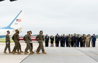 Gold Star Father of Marine Killed in Kabul Blast Detail 'Unpleasant' Meeting With Biden