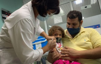 Cuba Approves COVID-19 Vaccinations for Toddlers; Chile Authorizes Sinovac for Ages 6 and Above