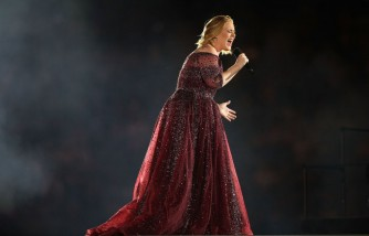 Adele Explains Divorce to Her Son, Angelo, With New Heartbreaking Song