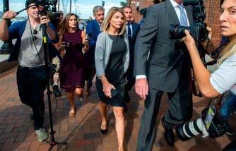 Lori Loughlin Returns to Acting After Completing Prison Time for Daughters' College Admissions Scandal