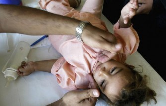 Whooping cough poses threat to children