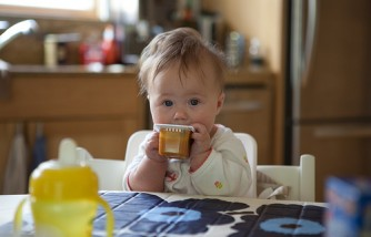 Fresh Baby Foods May Prevent Allergies