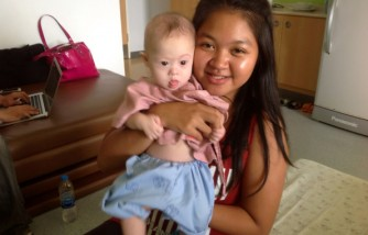 Biological Parents Leave Down's Syndrome Twin With Thai Surrogate Mum