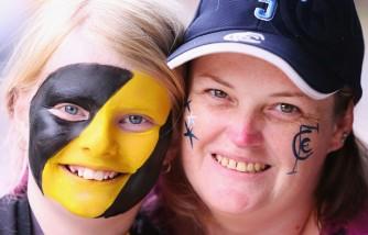 AFL Rd 1 - Richmond v Carlton
