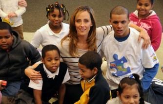 Kim Raver Reads 'Since We're Friends: An Autism Picture Book'