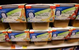 Nestle To Buy Baby Food Maker Gerber For $5 Billion