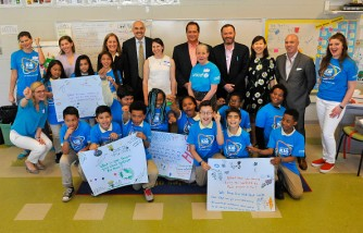 UNICEF Kid Power Washington DC Celebrates Impact of Local Kids Getting Active and Saving Lives