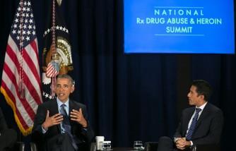 Obama Delivers Remarks At National Rx Drug Abuse & Heroin Summit