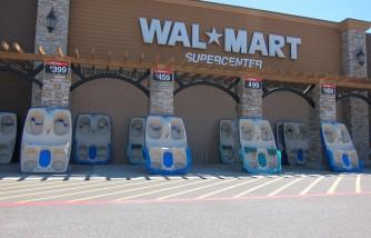 Walmart Recalls Card Table Product Due to Health Hazards