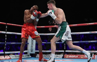 Boxing at Echo Arena Liverpool