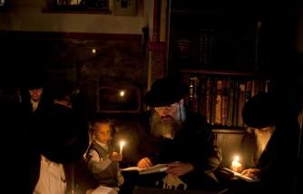 Prayers At The Western Wall To Mark Jewish Fast 'Tisha Be'ave'
