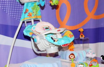 Maggie Gyllenhaal Unveils The Fisher-Price Precious Planet Collection