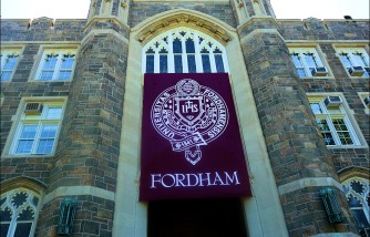 Mumps outbreak at Fordham University