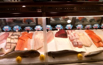 Eating fatty fish protects against cardiovascular diseases