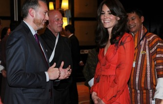 The Duke and Duchess Of Cambridge Visit India and Bhutan - Day 6