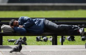 Eastern European Travellers Return To London's West End