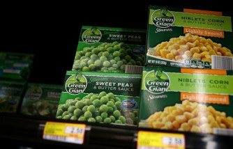 General Foods Sells Off Green Giant And La Sueur Brands For $765 Million