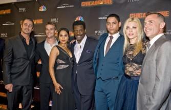 NBC's 'Chicago Fire' Premiere - Arrivals