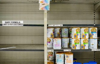 Turnbull Government Intervenes Over Growing Baby Formula Shortage