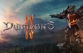 Dungeons 2 on PS4
