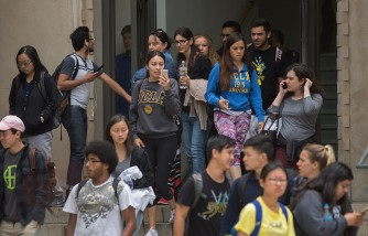 Two Killed In Shooting On Campus Of UCLA