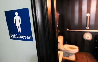 Gender Neutral signage