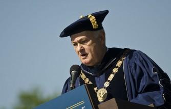 2012 George Washington University Commencement