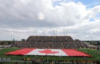 Saskatchewan Roughriders v Hamilton Tiger-Cats