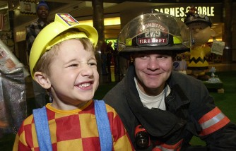 Mall of America Holds Halloween Party For Children