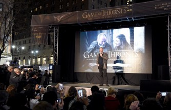 Game of Thrones: The Complete Fifth Season DVD/Blu-Ray Fan Screening - New York, New York