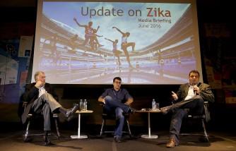 Rio 2016 International Media Briefing: Zika