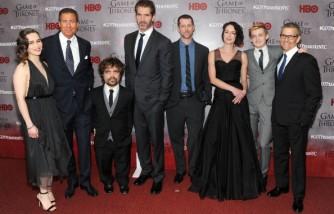 'Game Of Thrones' Season 4 New York Premiere - Arrivals