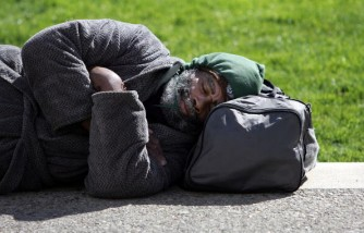 New Government Survey Places Homeless Figures At 750,000