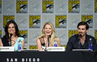 Comic-Con International 2015 - 'Once Upon A Time' Panel