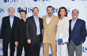 Screening And Panel Discussion Of CBS' 'Blue Bloods'