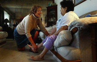 Non-Profit Provides Home Health Care For Underinsured And Uninsured