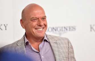 'Breaking Bad' Dean Norris landed a gig in 'The Big Bang Theory'