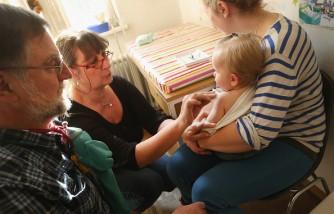 Berlin Hit By Measles Outbreak