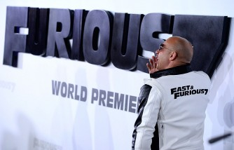 Premiere Of Universal Pictures' 'Furious 7' - Arrivals
