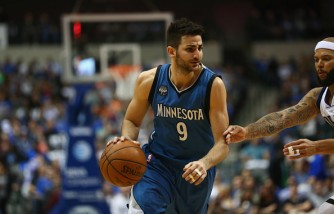 Minnesota Timberwolves v Dallas Mavericks