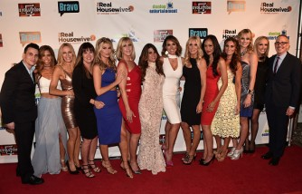 Premiere Party For Bravo's 'The Real Housewives Of Orange County' 10 Year Celebration - Red Carpet