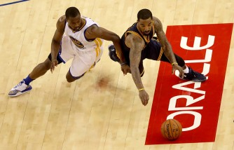 2016 NBA Finals - Game Two