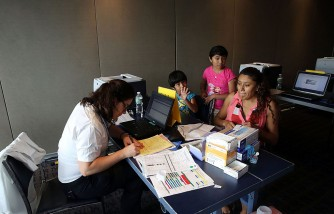 Immunization Fair In NYC Offers Vaccinations For School Children