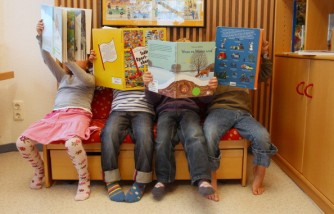 Germany Faces Shortage Of Child Day Care Capacity