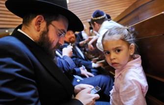 Ordination Of Six New Rabbis In Berlin