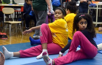 Kohl's Department Stores Hosts 'Healthy Family Fun Day' For Boston Children's Hospital Community
